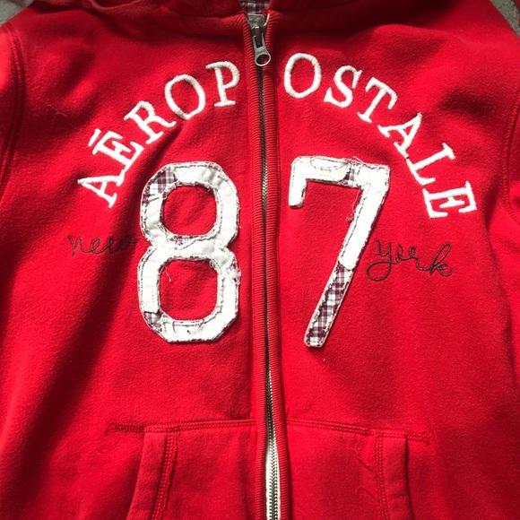 Aeropostale zip up